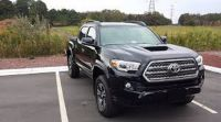 OEM Optional Roof Rack for 2016 Toyota Tacoma Double Cab ...