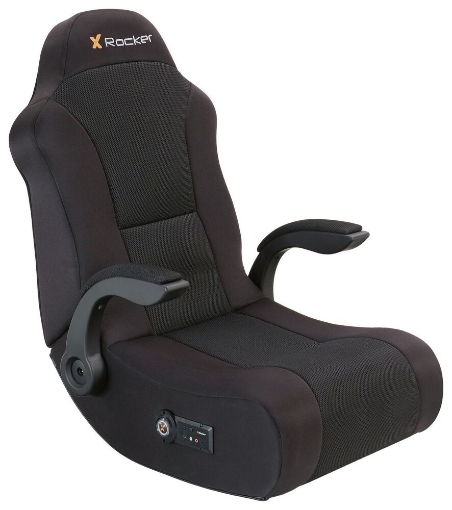 XRocker Deep Comfortable  Upholstery Mission Gaming
