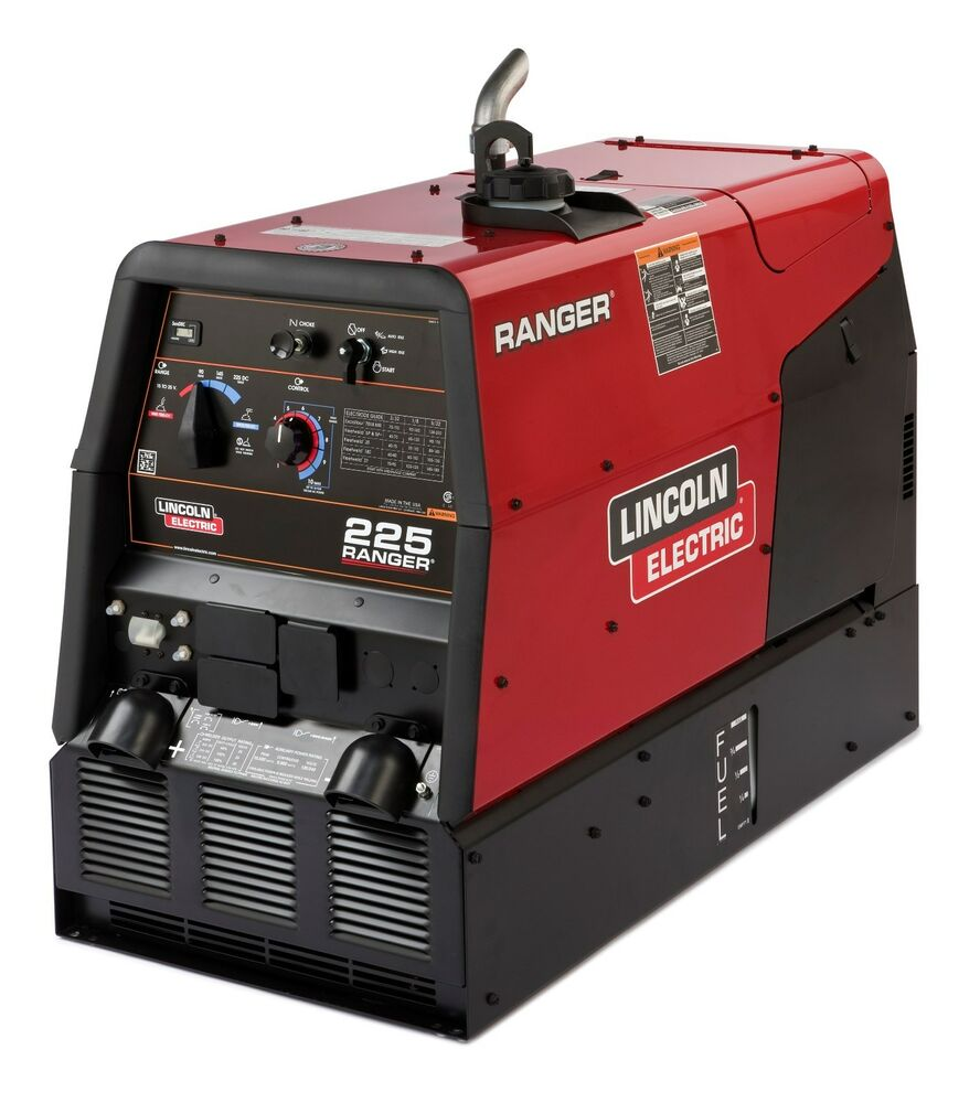 Lincoln Electric Ranger 250 Welder Generator With Engine Options