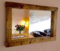 * HANDCRAFTED Chunky Rustic Farmhouse/Driftwood/Country ...