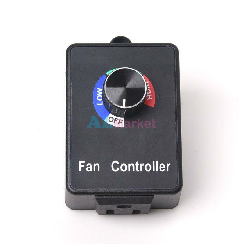 Automatic Speed Controller For Fans Amp Coolers