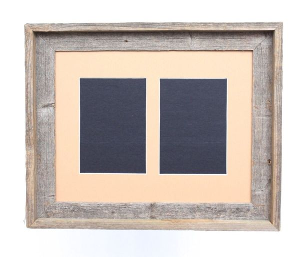 Barnwood Usa 11x14 Signature Frame Two 5x7 Farmhouse Decor