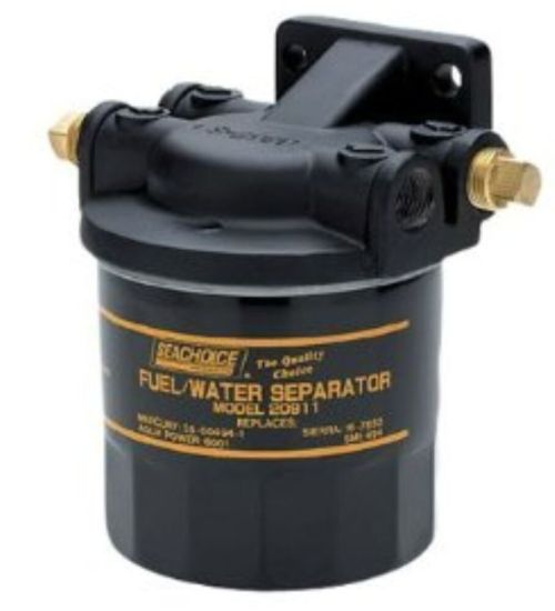 small resolution of details about seachoice universal marine boat water seperating fuel filter kit outboard boats