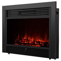 Fireplace Electric Log Insert With Heater ...