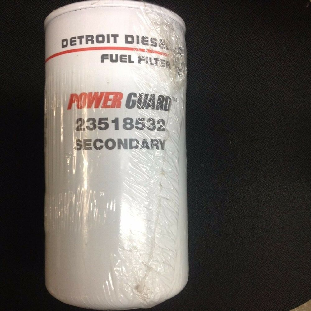 hight resolution of details about detroit diesel fuel filter 23518532