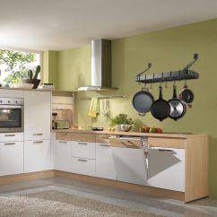 Kitchen Rail System Making Cabinet Doors Pots And Pans Hanging Rack Wall Mount Steel Bookshelf ...
