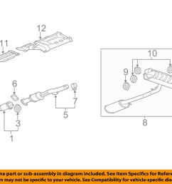 2003 buick rendezvous exhaust diagram category exhaust diagram 2004 buick rendezvous cxl v6 34 exhaust components diagram [ 1000 x 798 Pixel ]