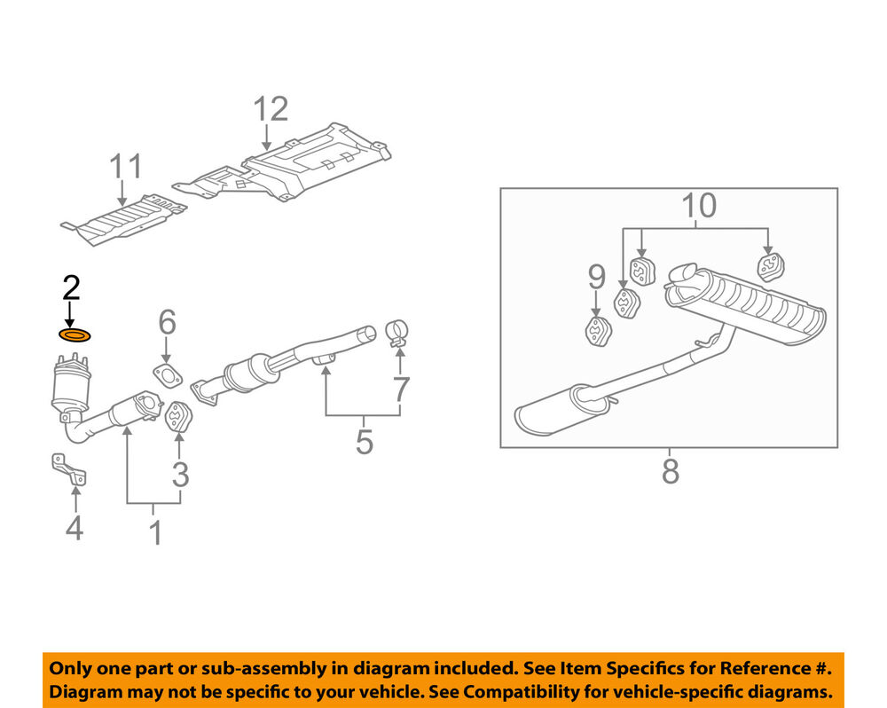 hight resolution of 2003 buick rendezvous exhaust diagram category exhaust diagram 2004 buick rendezvous cxl v6 34 exhaust components diagram