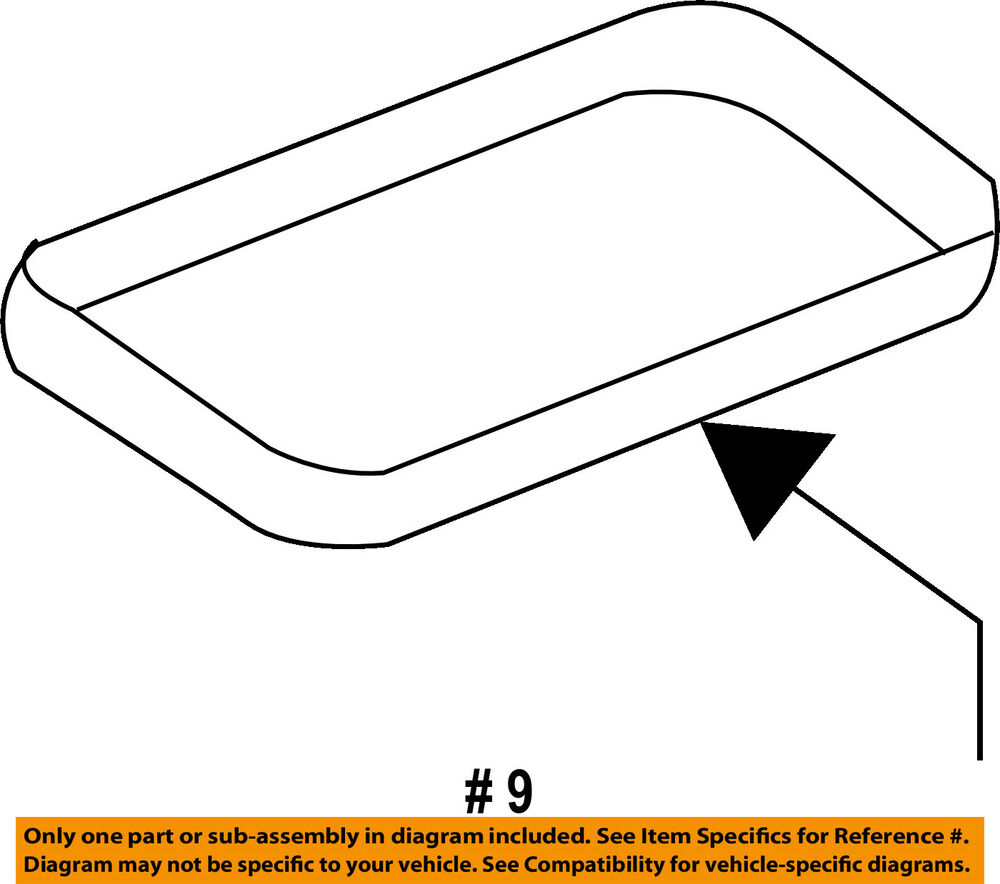 medium resolution of details about ford oem engine intake manifold gasket aa5z9439a