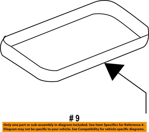 small resolution of details about ford oem engine intake manifold gasket aa5z9439a
