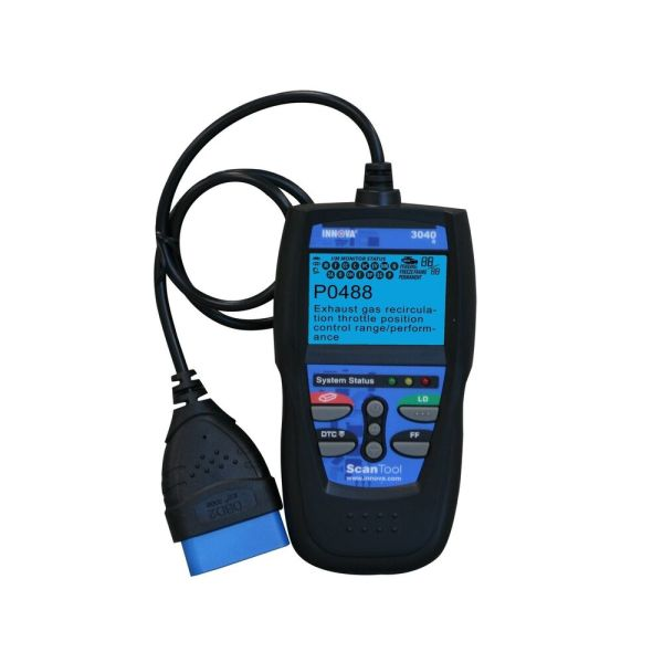 Innova 3040 Diagnostic Scan Tool Code Reader With Live Data Obd2 Vehicles
