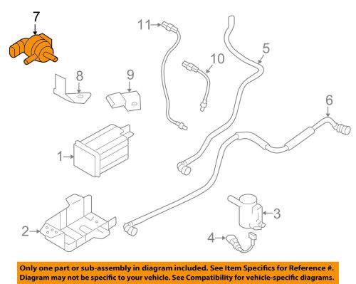 small resolution of details about hyundai oem 10 18 santa fe vapor canister purge valve 289103c200