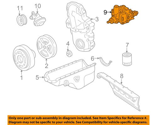 small resolution of details about gm oem diesel fuel injection pump 19209059