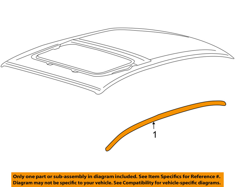 hight resolution of gm roof diagram