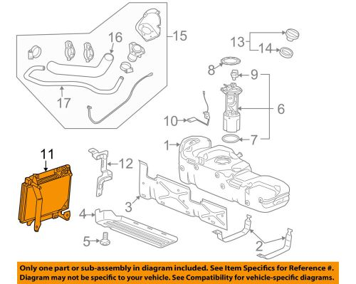 small resolution of details about gm oem diesel fuel system cooler 10371405