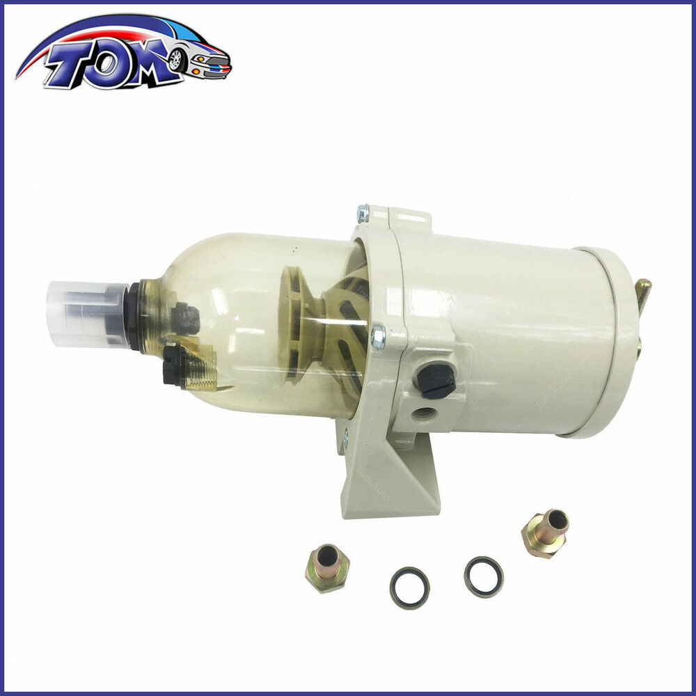 medium resolution of details about brand new 500fg fh diesel marine boat fuel filter water separator