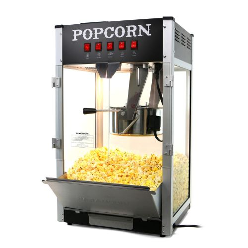 small resolution of details about paramount 16oz commercial popcorn maker machine 16 oz kettle popper black
