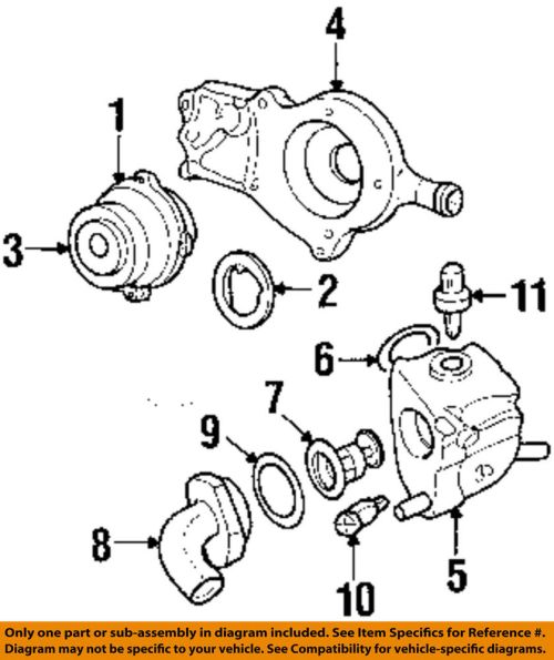 small resolution of details about ford oem 2003 escort 2 0l l4 engine coolant thermostat housing xs7z8592ad