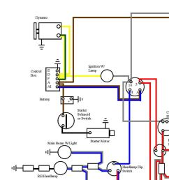 norton commando wiring diagram wiring library mitchell wiring diagrams norton commando full colour wiring diagram a3 [ 962 x 1000 Pixel ]