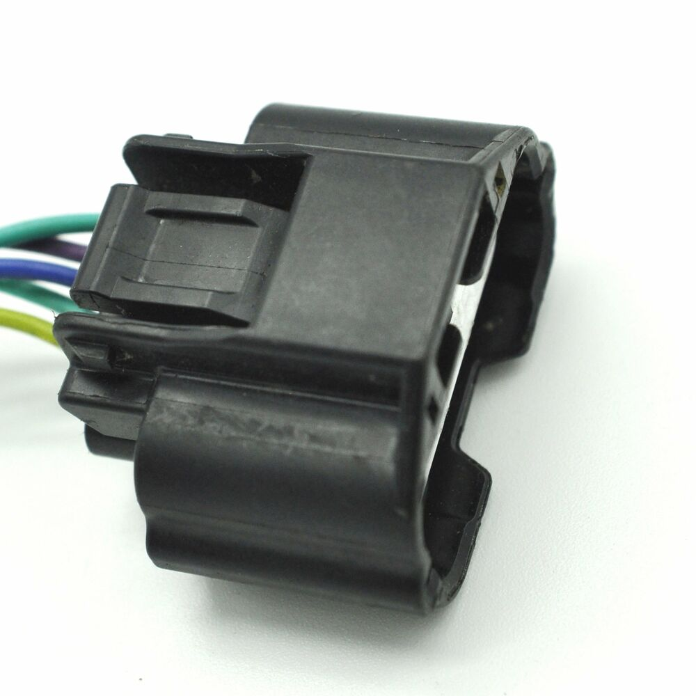 hight resolution of details about mass air flow maf sensor plug connector pigtail wire fit infiniti nissan