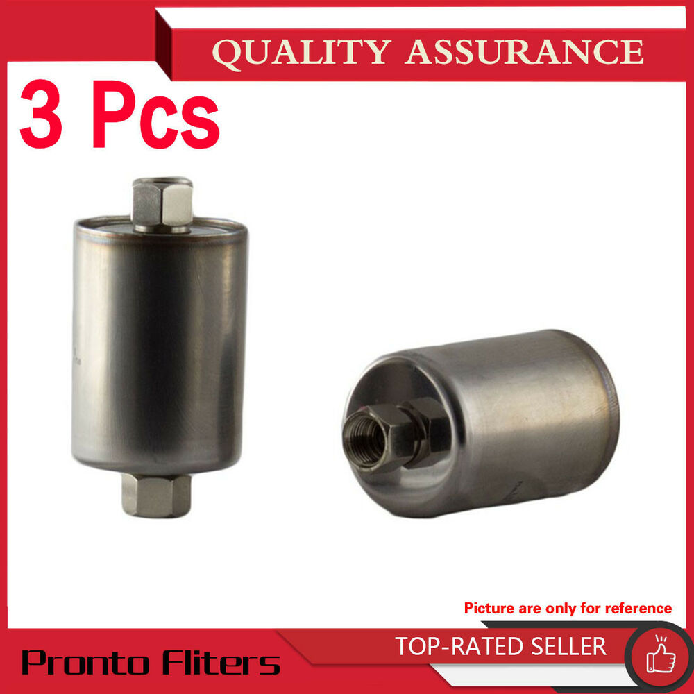 medium resolution of details about pronto filters fuel filter 3pcs for asuna gt