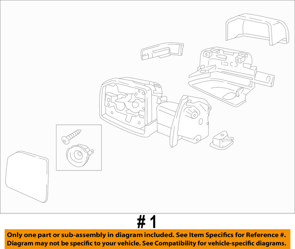 Ford Mirror Part Diagram - ford ranger 1998 2 g owners manual on
