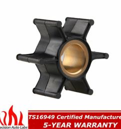 details about for brp johnson evinrude omc 9 9 15 hp water pump impeller 386084 18 3050 500355 [ 1000 x 1000 Pixel ]