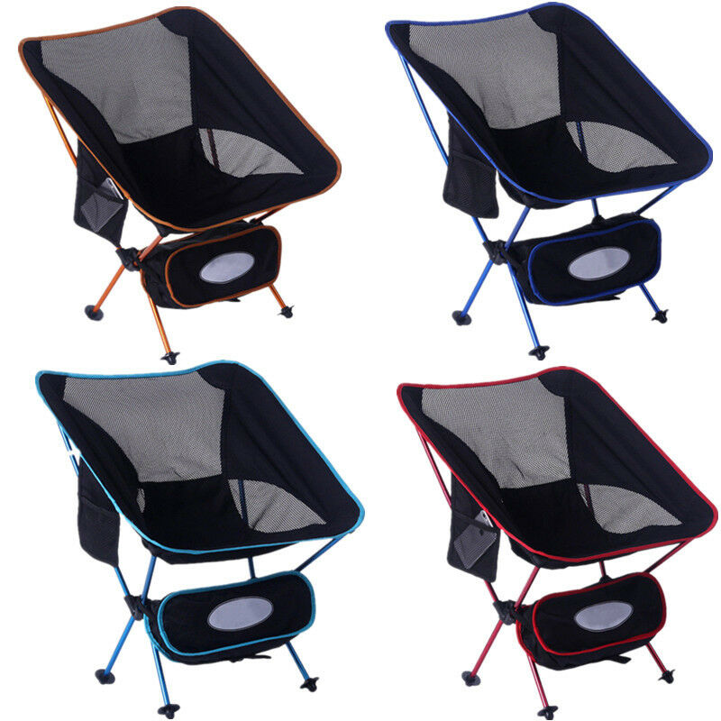 lightweight folding chairs hiking chair accessories lahore 1 pc camping outdoor picnic portable details about beach seat