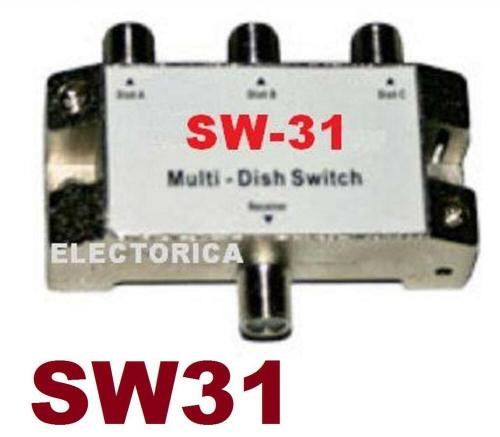small resolution of details about multi switch sw31 satellite sw 31 dish network sw21 3 hd 110 119 129 sw 31 500