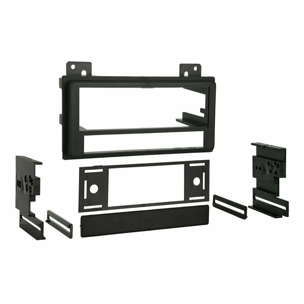 medium resolution of details about metra 99 3045 s din d din radio dash kit 1994 1997 chevy gmc s10 t10 sonoma