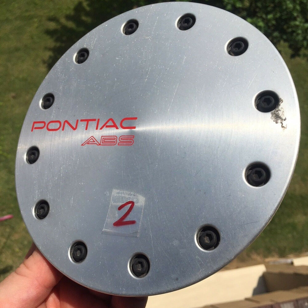 hight resolution of details about 1 pontiac sunfire 95 99 oem wheel cover center cap hubcap p n 22567779