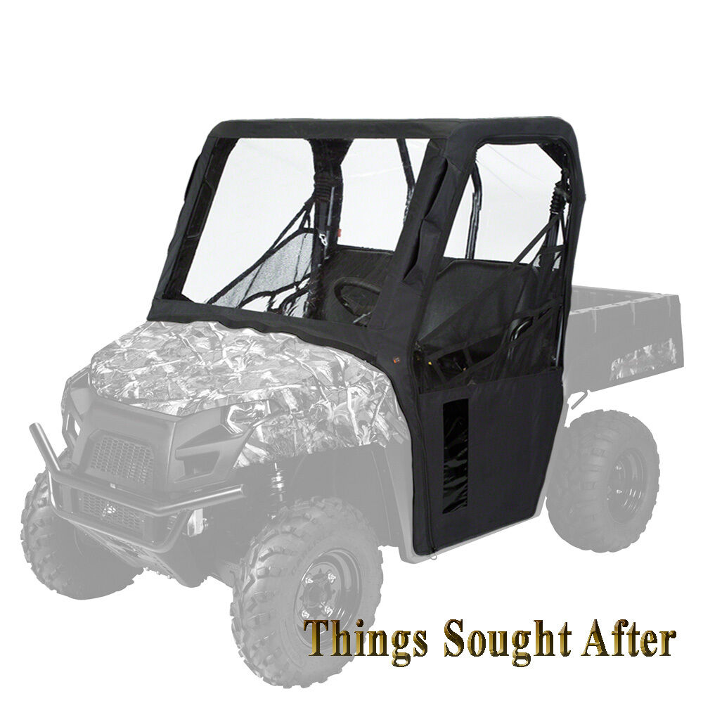 medium resolution of details about black soft cab enclosure for 2010 2 passenger kawasaki teryx 750 fi le cabin