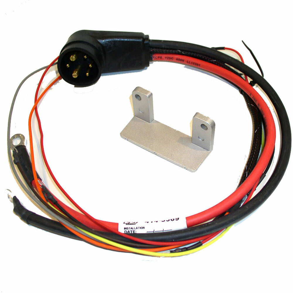 hight resolution of details about cdi 414 3369 mercury mariner internal engine harness 84 64997 84 73369 84 73369