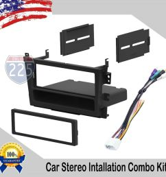 details about car stereo radio dash installation kit harness acura tl cl 1999 2003 [ 1000 x 1000 Pixel ]