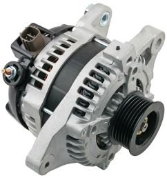 details about new 100a alternator for toyota corolla accent conquest ultima 2zr fe 2007 2014 [ 1000 x 1000 Pixel ]