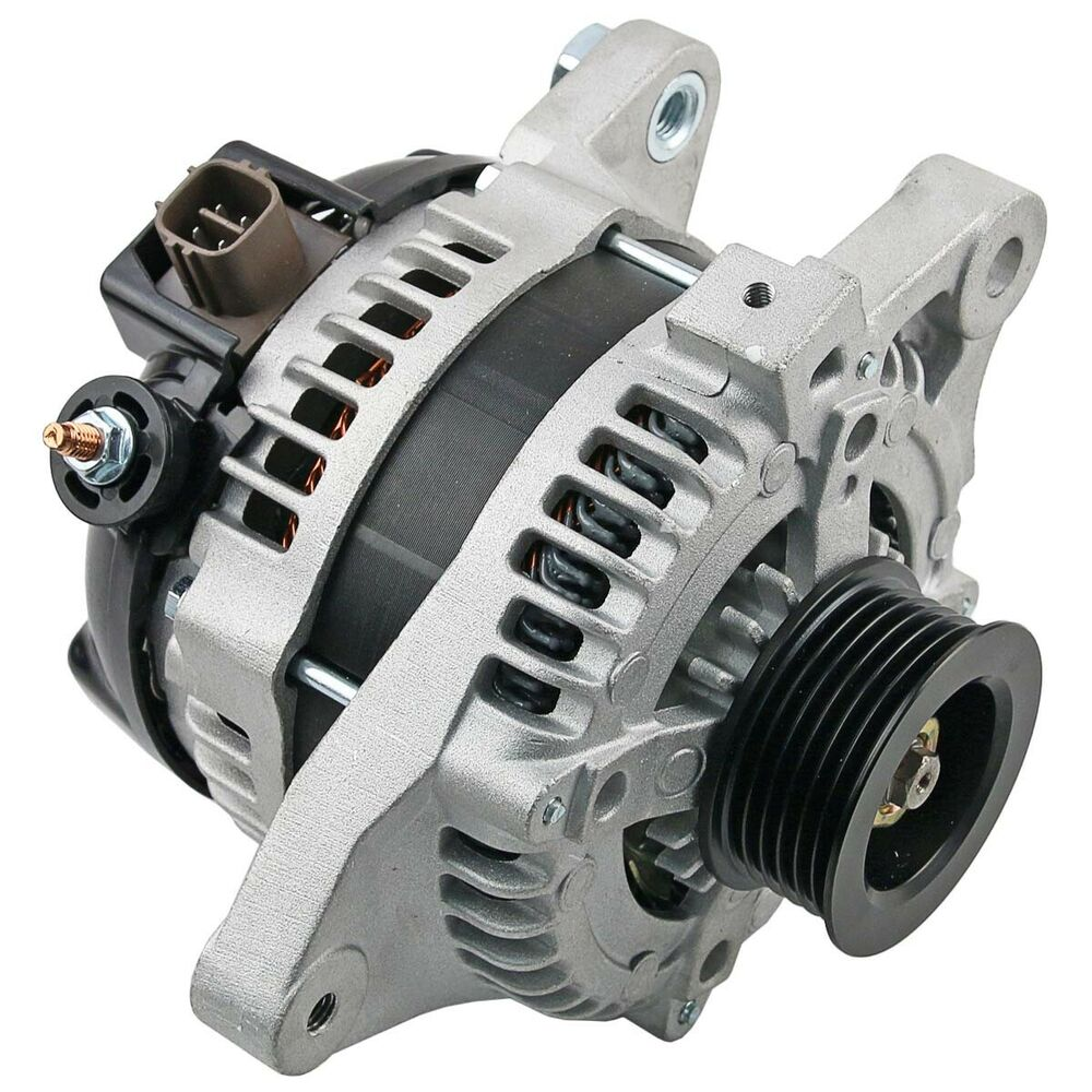 medium resolution of details about new 100a alternator for toyota corolla accent conquest ultima 2zr fe 2007 2014