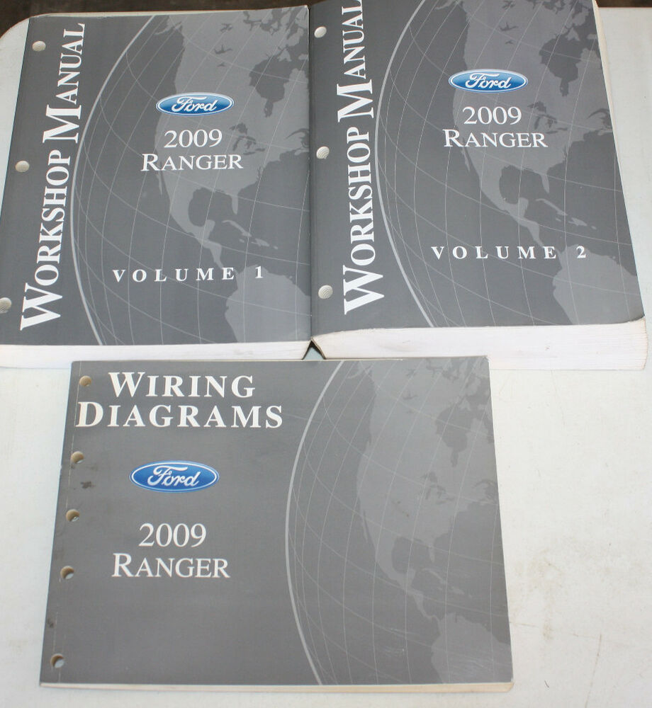 medium resolution of details about 2009 ford ranger service manual wiring diagram