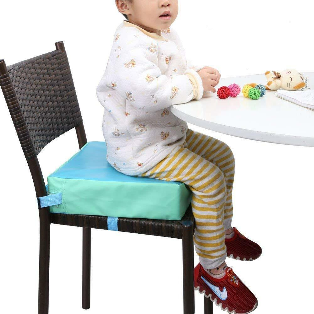Booster High Chair Seat Kids Children Increased High Chair Seat Pad Safe Booster Toddler Dining Cushion Ebay
