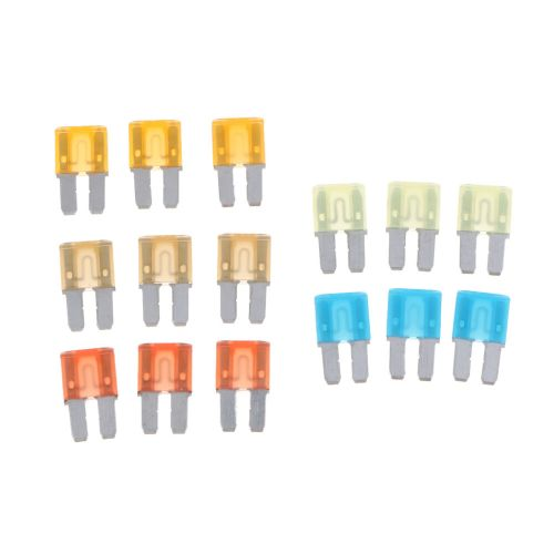 small resolution of details about 15x car van automotive micro 2 blade atr fuse 5a 7 5a 10a 15a 20a set
