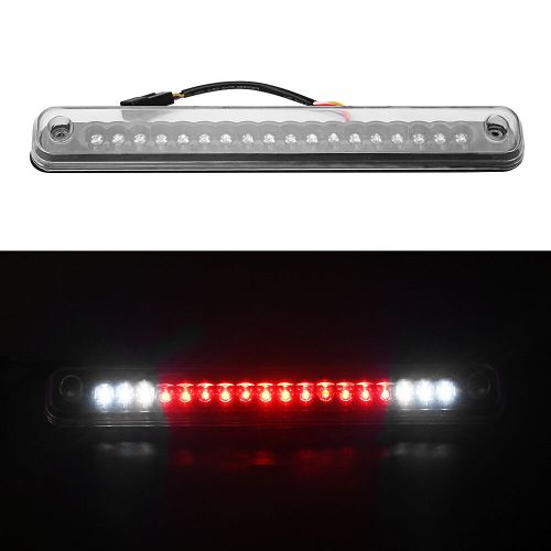small resolution of details about 88 00 chevy gmc c k c10 pu 1500 94 00 2500 3500 led 3rd third brake light black