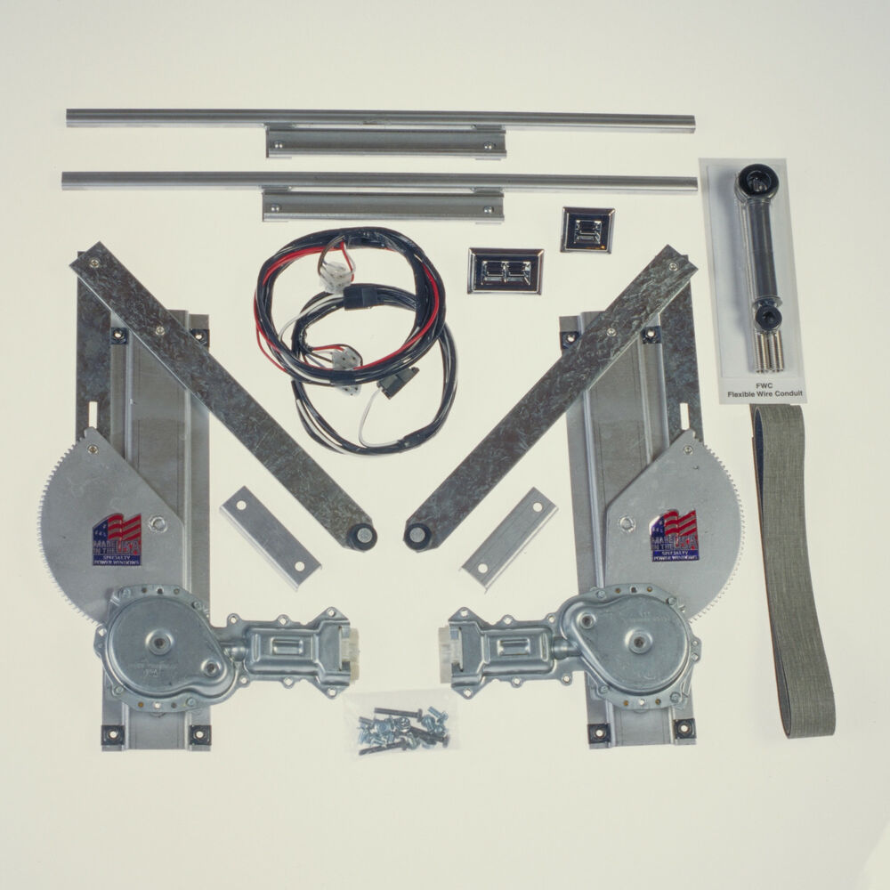 medium resolution of details about specialty ford model a 1928 1929 1930 1931 power window kit 2 door w o switches