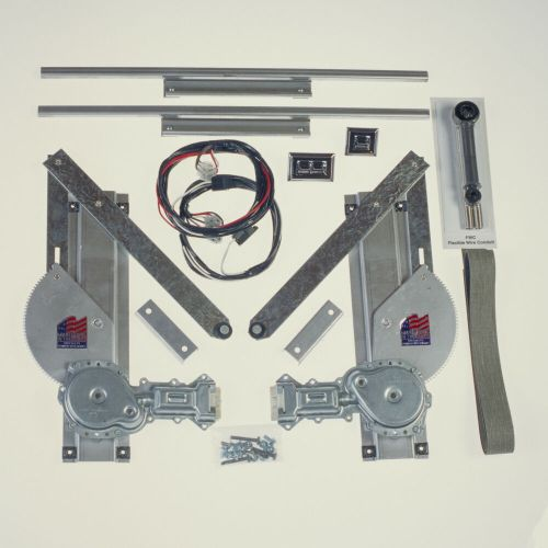 small resolution of details about specialty ford model a 1928 1929 1930 1931 power window kit 2 door w o switches
