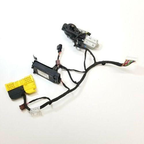 small resolution of details about 2015 16 bmw m3 f80 front right passenger seat motor module wire harness plug oem