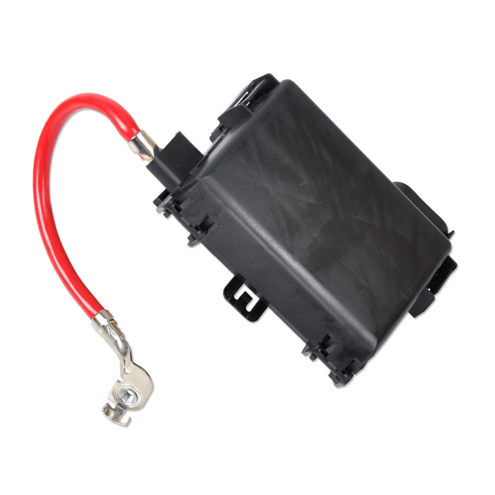 hight resolution of black fuse box battery terminal 1j0937550 fit for vw beetle golf 2010 beetle fuse box