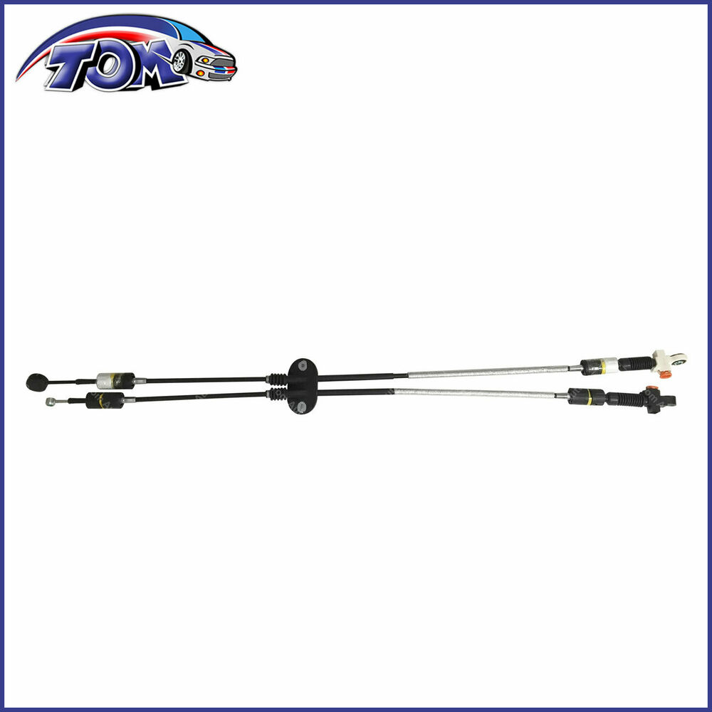 New Manual Transmission Double Shift Cable Assembly For
