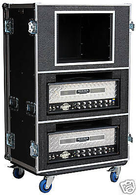 ATA CASE FOR Dual Mesa Boogie Rectifier 6 SPACE RACK  eBay
