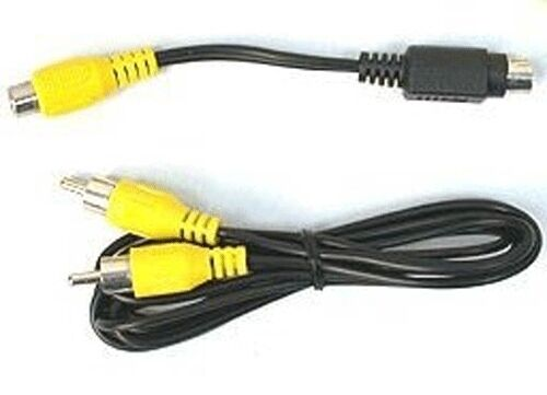 7 Prong S Video Cable