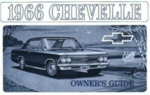 Chevelle 1966 Wiring Diagram 66 Ebay