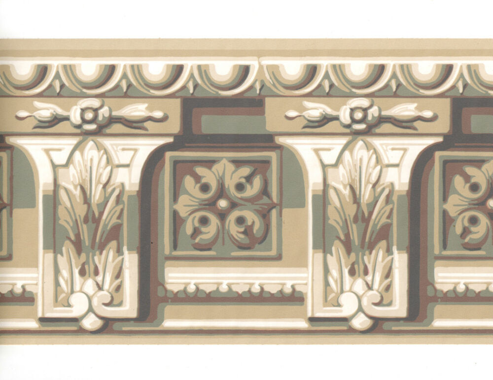 Architectural Crown Moulding Molding Cornice Corbel Blue