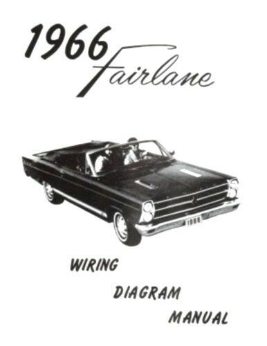 Fairlane Wiring Diagram In Addition Ford Thunderbird Wiring Diagram